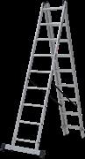 Алюминиевая трехсекционная лестница Новая Высота NV 123 3x9 1230309