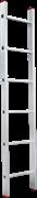 Алюминиевая приставная лестница Новая Высота NV 221 6 ступеней 2210106