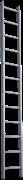 Алюминиевая приставная лестница Новая Высота NV 321 12 ступеней 3210112