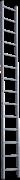 Алюминиевая приставная лестница Новая Высота NV 321 14 ступеней 3210114