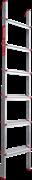 Алюминиевая приставная лестница Новая Высота NV 317 6 ступеней 3170106