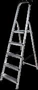 Алюминиевая стремянка Новая Высота NV1115 5 ступеней 1115105