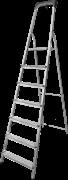 Алюминиевая стремянка Новая Высота NV1115 7 ступеней 1115107