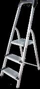 Алюминиевая стремянка Новая Высота NV1118 3 ступени 1118103