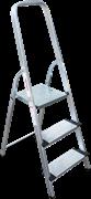 Алюминиевая стремянка Новая Высота NV1117 3 ступени 1117103