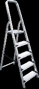 Алюминиевая стремянка Новая Высота NV1117 5 ступеней 1117105
