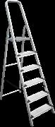 Алюминиевая стремянка Новая Высота NV1117 6 ступеней 1117106