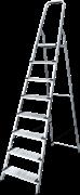 Алюминиевая стремянка Новая Высота NV1117 8 ступеней 1117108