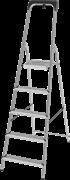 Стальная стремянка Новая Высота NV1155 5 ступеней 1155105