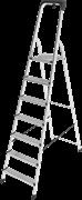 Алюминиевая стремянка Новая Высота NV2115 8 ступеней 2115108