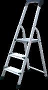 Алюминиевая стремянка Новая Высота NV2118 3 ступени 2118103