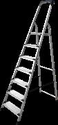 Алюминиевая стремянка Новая Высота NV2118 7 ступеней 2118107