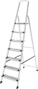 Алюминиевая стремянка Новая Высота NV2117 6 ступеней 2117106