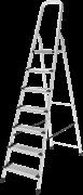 Алюминиевая стремянка Новая Высота NV2117 9 ступеней 2117109
