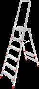 Алюминиевая стремянка Новая Высота NV 3130 6 ступеней 3130106