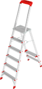 Алюминиевая стремянка Новая Высота NV 3135 3 ступени 3135103