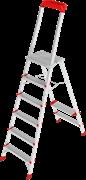 Алюминиевая стремянка Новая Высота NV 3135 6 ступеней 3135106