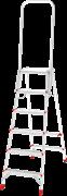 Алюминиевая стремянка Новая Высота NV 3136 3 ступени 3136103