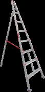 Алюминиевая садовая стремянка Новая Высота NV 319 8 ступеней 3190108