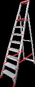 Алюминиевая стремянка Новая Высота NV 5150 8 ступеней 5150108