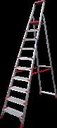 Алюминиевая стремянка Новая Высота NV 5150 10 ступеней 5150110