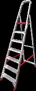 Алюминиевая стремянка Новая Высота NV 311 7 ступеней 3110107