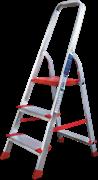 Алюминиевая стремянка Новая Высота NV 511 3 ступени 5110103