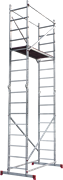 Шарнирная вышка-тура Новая Высота NV244 2х2х7 2440227