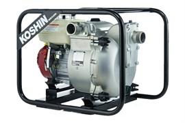 Бензиновая мотопомпа Koshin KTH-50X o/s для сильнозагрязненной воды