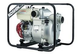 Бензиновая мотопомпа Koshin KTH-80X o/s для сильнозагрязненной воды
