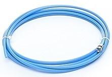 Тефлоновый канал Aurora 0,6-0,9 синий 5м