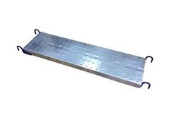 Металлический настил УЛТ 1,5х0,3 м