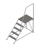 Лестница-подмости с поручнем ALUR ПД-0,4С1