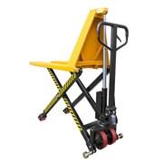 Гидравлическая тележка с ножничным подъемом PROLIFT JF-1500 1500 кг, колеса полиуретан, 1150x550 мм
