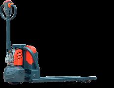 Самоходная электрическая тележка PROLIFT SD-20-L, 2000 кг, АКБ Li-ion 30 Ah