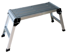 Алюминиевая рабочая платформа Алюмет WP 69х30