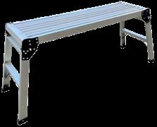 Алюминиевая рабочая платформа Алюмет WP 101х30