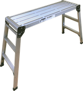 Алюминиевая рабочая платформа Алюмет HWP 101х30