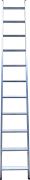 Алюминиевая приставная лестница Алюмет Comfort 7 ступеней НК1 5107