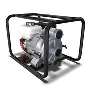 Бензиновая мотопомпа для грязной воды Vektor Gidric 80D