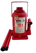 Бутылочный гидравлический домкрат Pro Jack ДГ-15