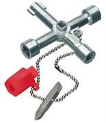 Ключ для электрошкафов профессиональный KNIPEX KN-001103