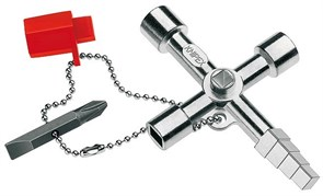 Ключ для электрошкафов профессиональный KNIPEX KN-001104