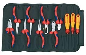 Набор инструментов в планшете, 11 предметов KNIPEX KN-001941