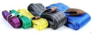 Текстильный кольцевой строп Грузовая механика СТК-0,5 (30ммх7) 1м