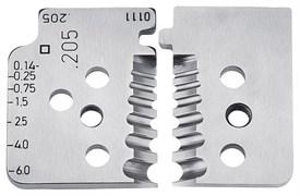 Пара запасных ножей для  KNIPEX KN-121911