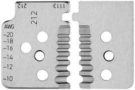 Комплект запасных ножей для  KNIPEX KN-121913