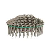 Барабанный кровельный гвоздь FoxWeld AERO с кольцевой накаткой 3,1х32мм 120шт. (C45)