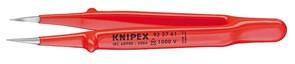 Пинцет для прецизионных работ изолированный KNIPEX KN-922761