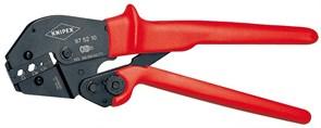 Пресс-клещи KNIPEX для обжима и опрессовки наконечников KN-975210